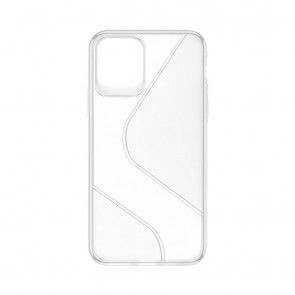Forcell S-CASE for IPHONE 12 MINI clear