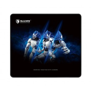 SADES Gaming Mousepad SA-P2 Frost, anti-slip, 450x400x3mm