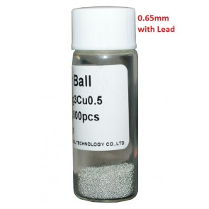 Solder Balls 0.65mm, with Lead, 25k