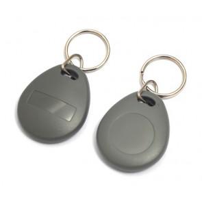 SECUKEY Key tag ελέγχου πρόσβασης SCK-SKEY3, 125KHz ΕΜ, 10τμχ, γκρι