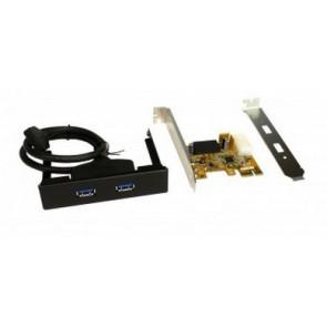 Controller IO PCIe 2x USB 3.0 intern (EX-11099-2) bulk