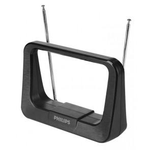PHILIPS Ψηφιακή κεραία τηλεόρασης SDV1226/12, HDTV DVB-T/T2, 28dB, 4K