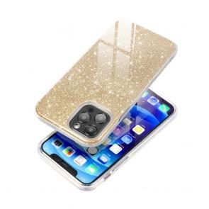 Forcell SHINING Case for XIAOMI Mi 11 Lite 5G / Mi 11 Lite LTE ( 4G ) gold