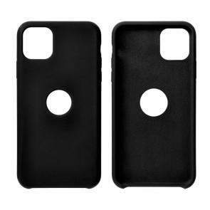 Forcell Silicone Case for Xiaomi Mi 10T Lite black