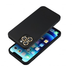 Forcell SILICONE LITE Case for SAMSUNG Galaxy A42 5G black