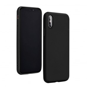Forcell SILICONE LITE Case for SAMSUNG Galaxy A10 black