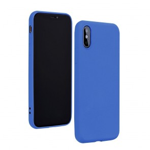Forcell SILICONE LITE Case for SAMSUNG Galaxy A21S blue