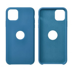 Forcell Silicone Case for Xiaomi Mi 10T Lite blue