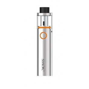 SMOK Ηλ. Τσιγάρο Vape Pen 22 Kit, 1650mAh, 22mm, Top fill, Silver