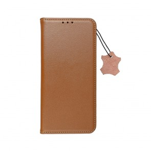 Leather Forcell case SMART PRO for IPHONE 12/12 PRO brown