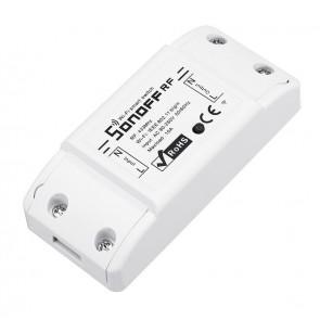 SONOFF Smart Διακόπτης RF2 433MHz, WiFi 2.4GHz, λευκό