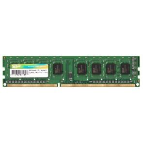 SILICON POWER μνήμη DDR3L UDIMM SP004GLLTU160N02, 4GB, 1600MHz, CL11