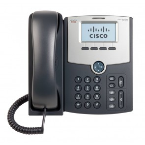 CISCO used IP Phone SPA 502G 1-Line, γκρι