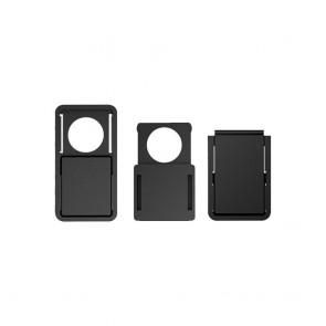 Προστατευτικό κάλυμμα κάμερας SPPIP-002, 3 μεγέθη, μαύρο