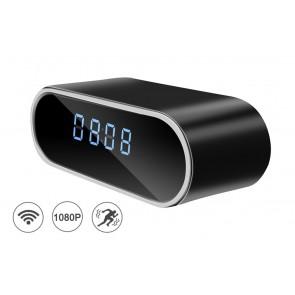 Ψηφιακό ρολόι κρυφή κάμερα SPY-011, Full HD 1080p, WiFi