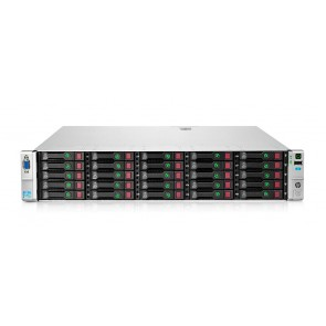 HP used Server Proliant DL380E G8, 2x E5-2450L, 16GB, 2x 750W, SFF, SQ
