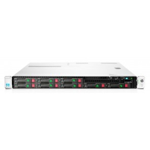 HP server DL360P G8, 2x E5-2650, 32GB, 2x460W, P420I/2GB, REF