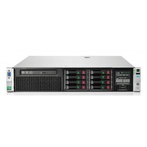 HP Server ProLiant DL380p Gen8, 2x E5-2620, 16GB, 2x 460W, REF SQ
