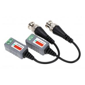 Παθητικό Video Balun ST-212L για κάμερες 3MP/4MP/5MP