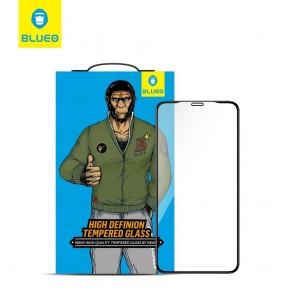 "5D Mr. Monkey Glass - Apple Iphone 12 Mini (5,4"") black (Strong HD)"
