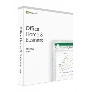 MICROSOFT Office Home and Business 2019 T5D-03216, medialess, EN