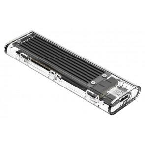 ORICO θήκη για Μ.2 B key SSD TCM2F-C3, USB3.1, 5Gbps, 2TB, μαύρο