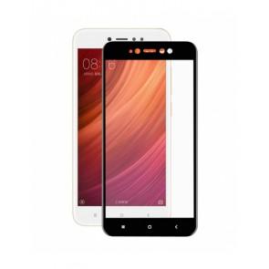 POWERTECH Tempered Glass 3D για Xiaomi Note 5A Prime (Qualcomm), Black