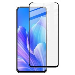 POWERTECH Tempered Glass 5D, full glue, Huawei Enjoy 20 Plus 5G, μαύρο