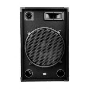 "VOICE KRAFT Heavy Duty ηχείο TH-15B, 500W RMS, 8Ohm, 15"", μαύρο"