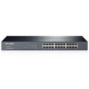 TP-LINK Gigabit Rackmount Switch TL-SG1024 24-Port, Ver. 11