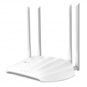 TP-LINK Wi-Fi access point TL-WA1201, Dual Band, Gigabit, PoE, λευκό