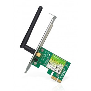 TP-LINK Ασύρματο N PCI Adapter TL-WN781ND, 150Mbps, WPA/WPA2, Ver. 3.0