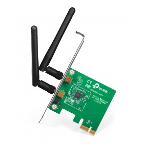 TP-LINK Ασύρματο N PCI Adapter TL-WN881ND, 300Mbps, WPA/WPA2, Ver. 2.0
