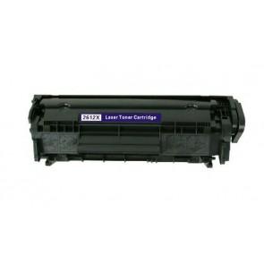 Συμβατό Toner για HP, Q2612X, Black, 3K