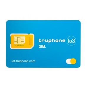 TRUPHONE προπληρωμένη κάρτα SIM Io3, 500MB, για GPS tracker