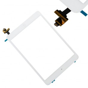 Touch Panel - Digitizer High Copy for iPad Mini, White