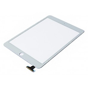 Touch Panel - Digitizer High Copy for iPad Mini 3, White
