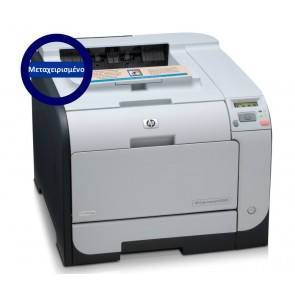 HP used Printer LaserJet CP2025DN, Color, με toner