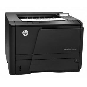 HP used Printer M401DNE, Laser, Mono, low toner