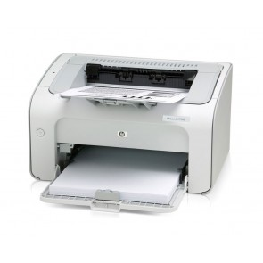 HP used Printer P1102, Laser, Mono, με toner
