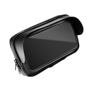 """Motorola / scooter holder waterproof with zip and hood 4,8"""" - 5,5"""""""