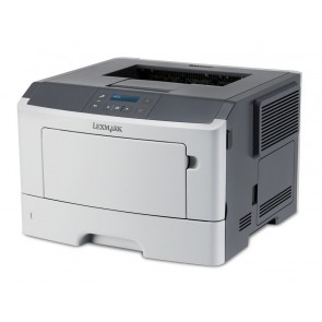 LEXMARK used Printer MS410D, Laser, Mono, με drum, no toner