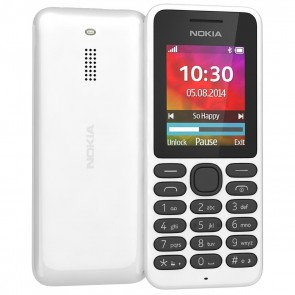 Mobile phone Nokia 130 Dual Sim White