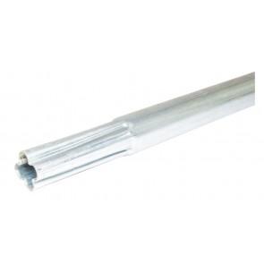 VIKAR μεταλλικός ιστός 22009, γαλβάνιζε, Φ38 x 1mm x 140cm, 3τμχ