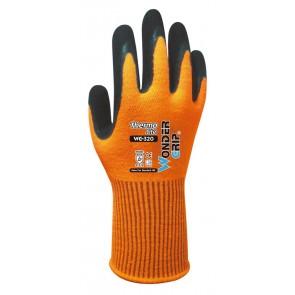 WONDER GRIP αντιολισθητικά γάντια εργασίας Thermo Lite, 10/XL, πορτοκαλί