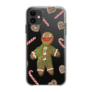 FORCELL WINTER case 20 / 21 for SAMSUNG A21S gingerbread men