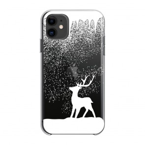 FORCELL WINTER case 20 / 21 for IPHONE 12 MINI reindeer