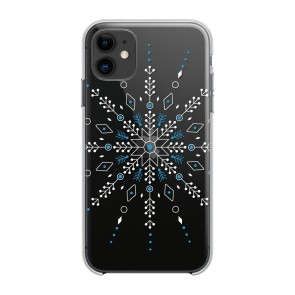 FORCELL WINTER case 20 / 21 for XIAOMI REDMI NOTE 9 PRO snowflake