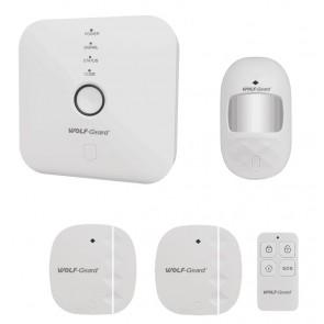 WOLF GUARD ασύρματο σύστημα συναγερμού WM2N, GSM, Wi-Fi
