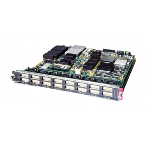 CISCO used WS-X6516-GBIC 16-Port Gigabit Ethernet Module 6500 Series